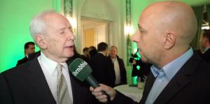 Jens Meyer-Wellmann interviewt Klaus von Dohnanyi