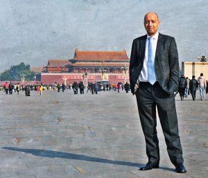 Jens Meyer-Wellmann China